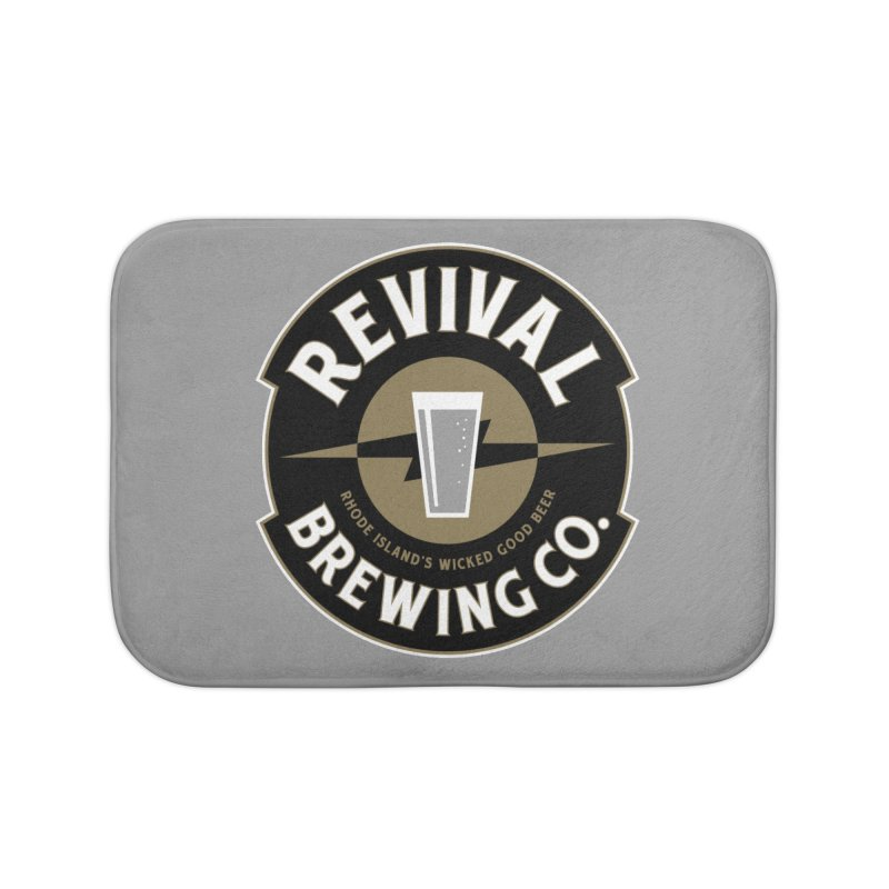 Revival Pint Home Bath Mat by Revival Brewing