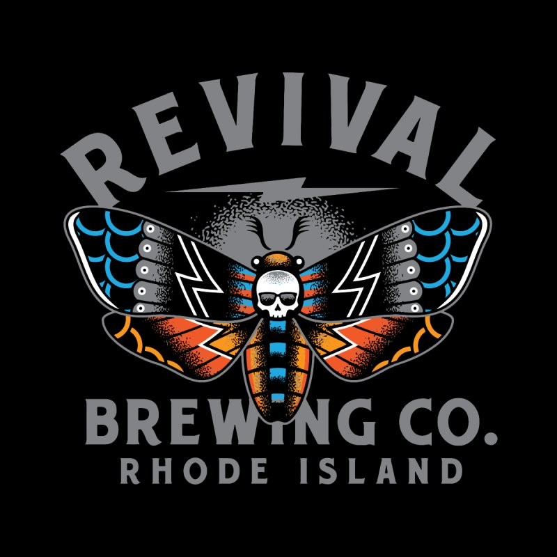 Revival Neverbetter Kids Baby Zip-Up Hoody by Revival Brewing