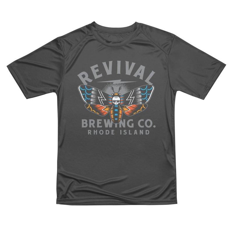 Revival Neverbetter Women's Performance Unisex T-Shirt by Revival Brewing