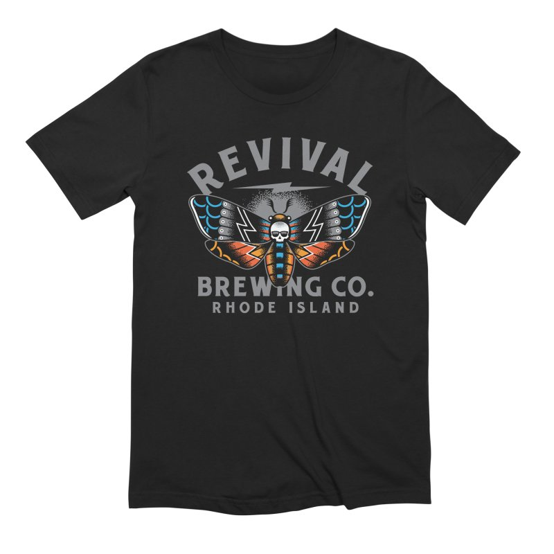 Revival Neverbetter Men's Extra Soft T-Shirt by Revival Brewing