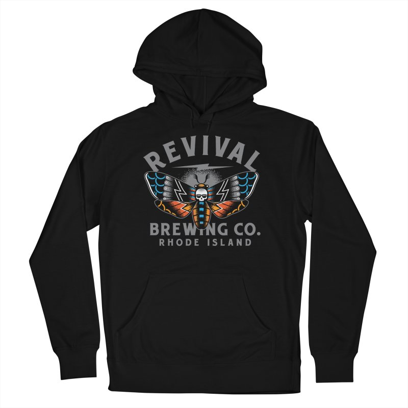Revival Neverbetter Women's French Terry Pullover Hoody by Revival Brewing