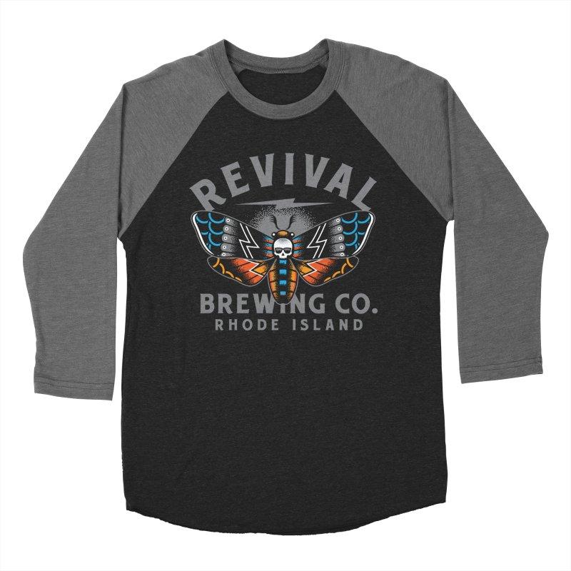 Revival Neverbetter Men's Baseball Triblend Longsleeve T-Shirt by Revival Brewing