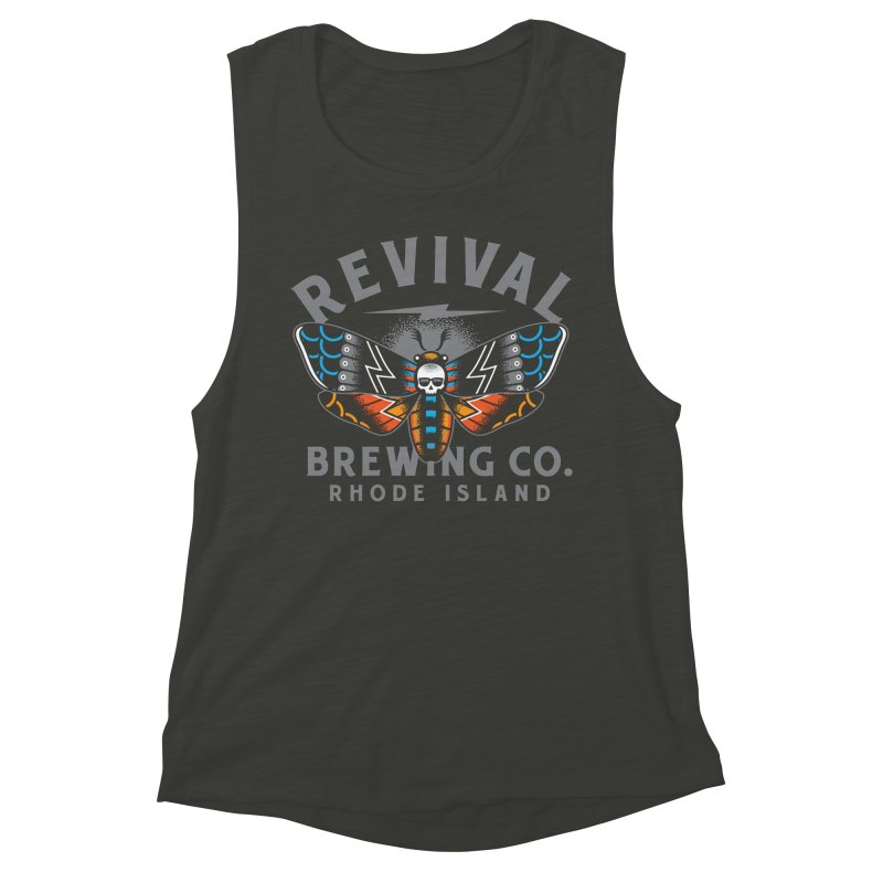 Revival Neverbetter Women's Muscle Tank by Revival Brewing