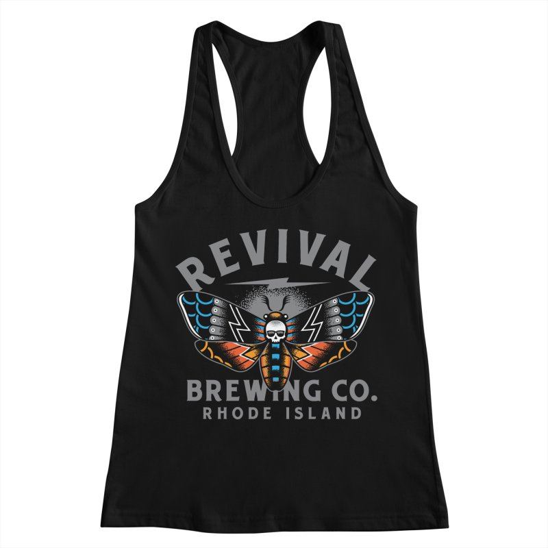 Revival Neverbetter Women's Racerback Tank by Revival Brewing