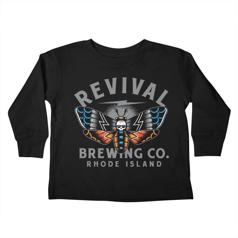 Revival Neverbetter Kids Toddler Longsleeve T-Shirt by Revival Brewing