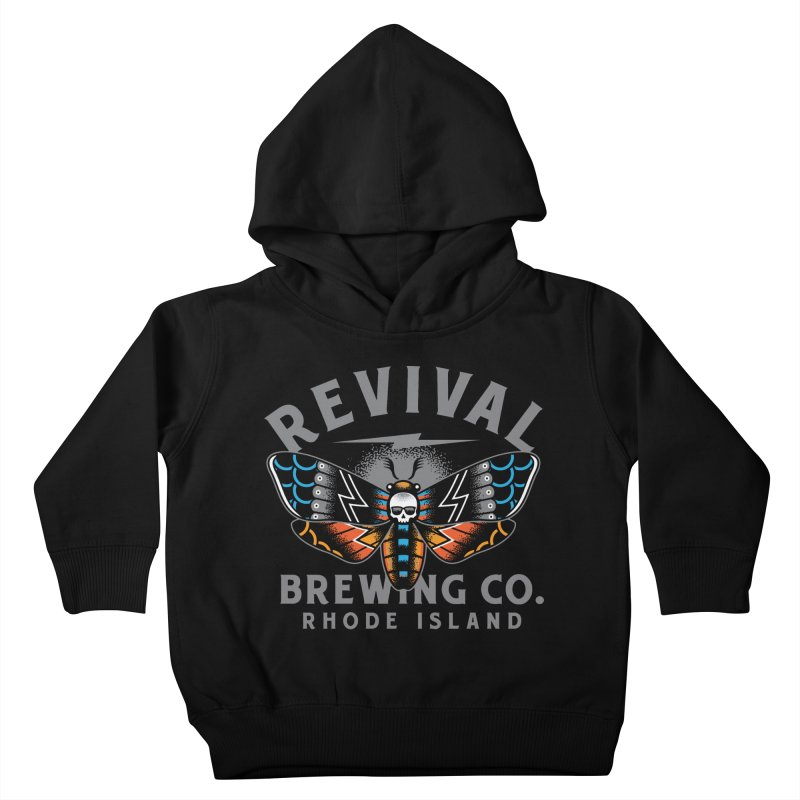 Revival Neverbetter Kids Toddler Pullover Hoody by Revival Brewing