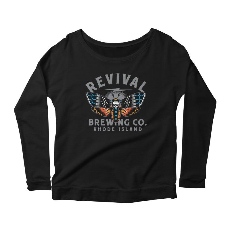 Revival Neverbetter Women's Scoop Neck Longsleeve T-Shirt by Revival Brewing