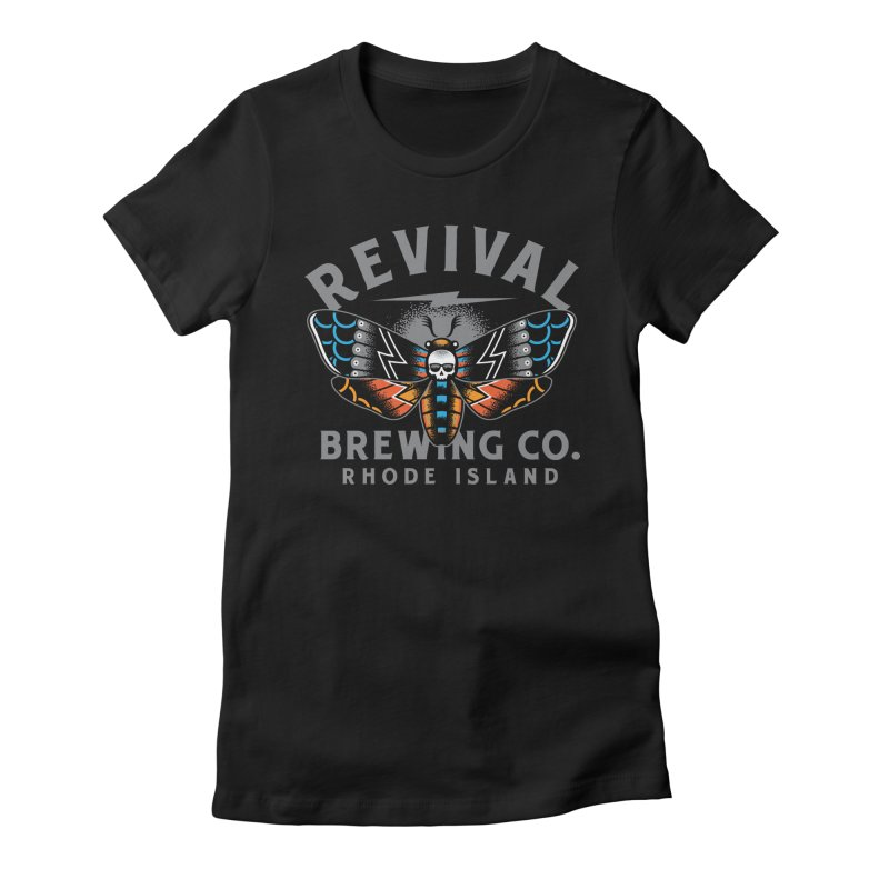 Revival Neverbetter Women's Fitted T-Shirt by Revival Brewing
