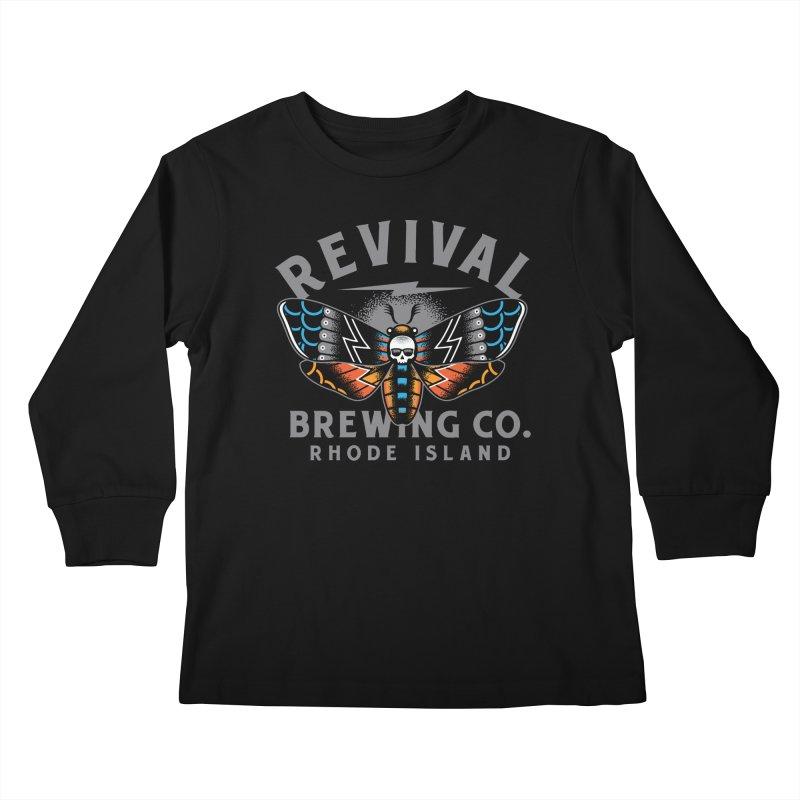 Revival Neverbetter Kids Longsleeve T-Shirt by Revival Brewing