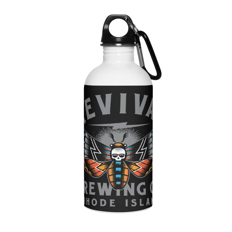 Revival Neverbetter Accessories Water Bottle by Revival Brewing