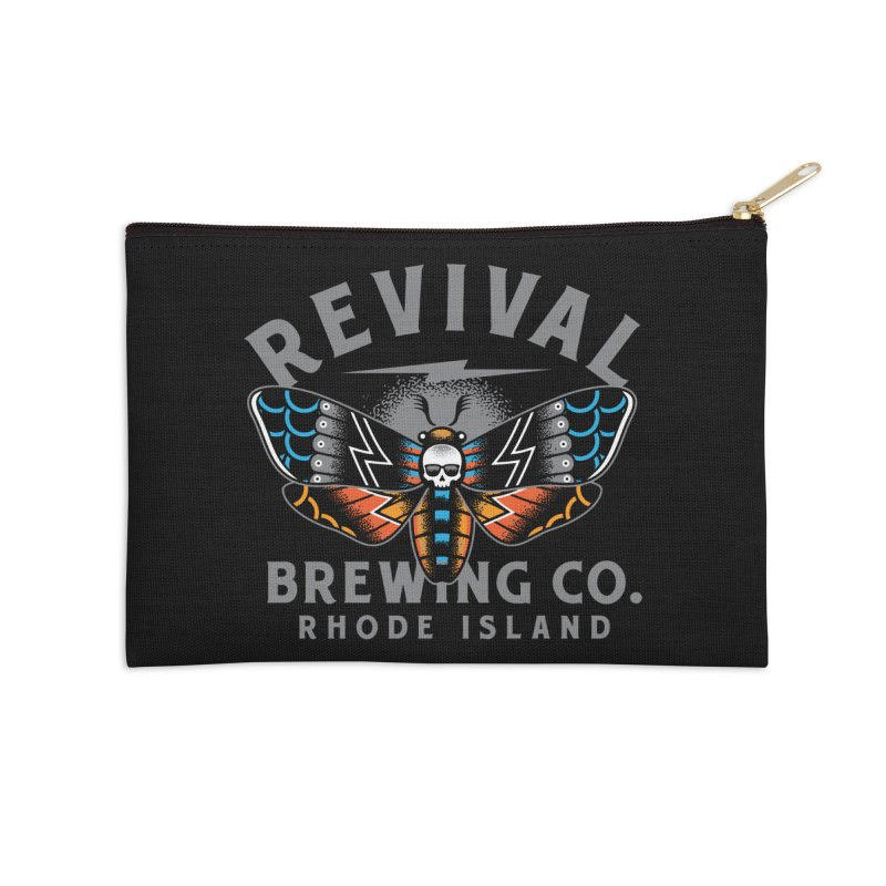 Revival Neverbetter Accessories Zip Pouch by Revival Brewing