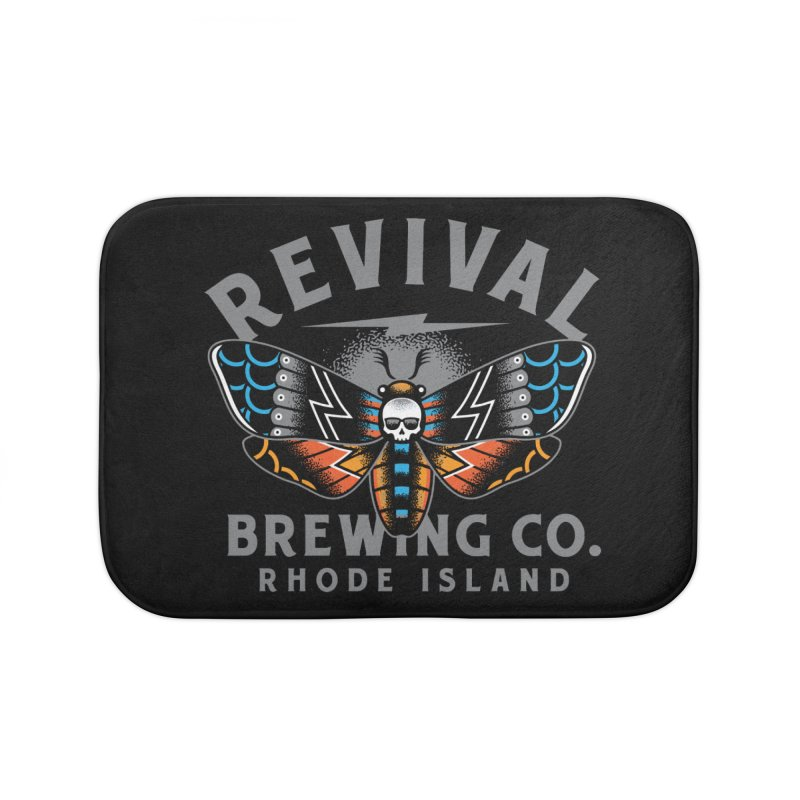 Revival Neverbetter Home Bath Mat by Revival Brewing