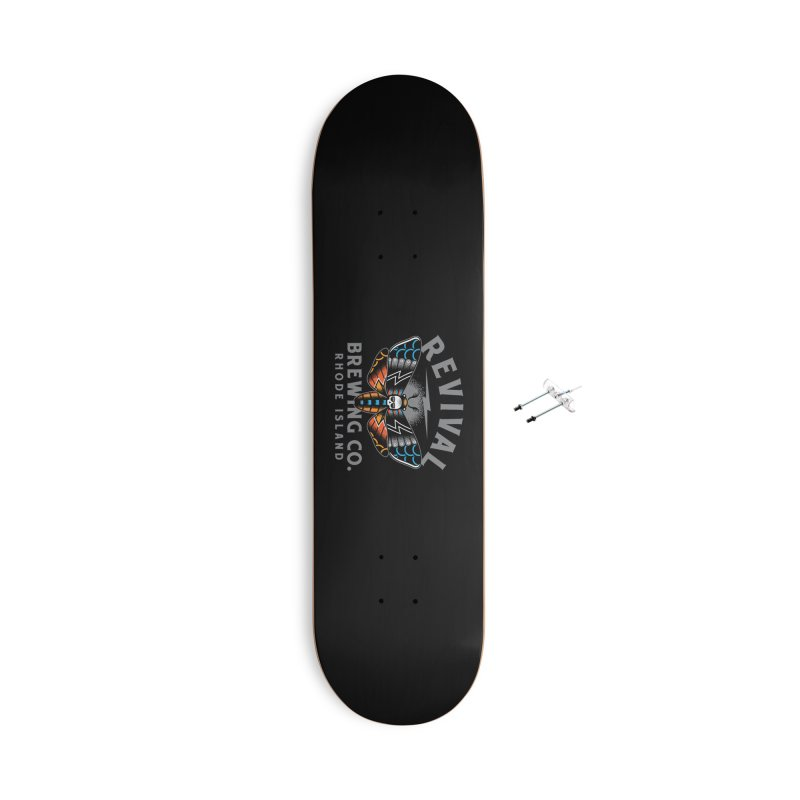 Revival Neverbetter Accessories With Hanging Hardware Skateboard by Revival Brewing