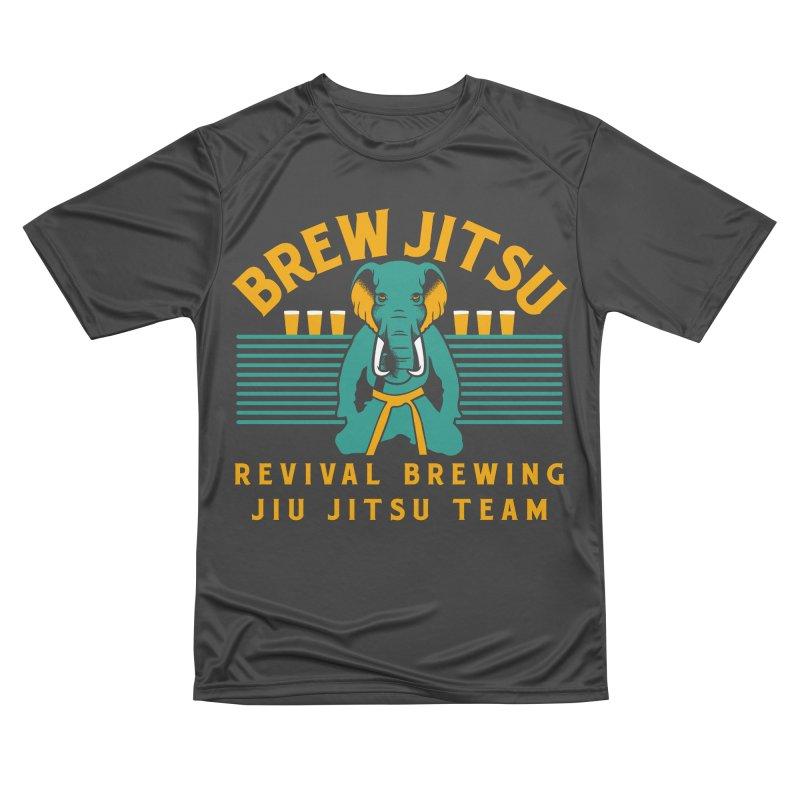 Revival Jiu Jitsu Women's Performance Unisex T-Shirt by Revival Brewing