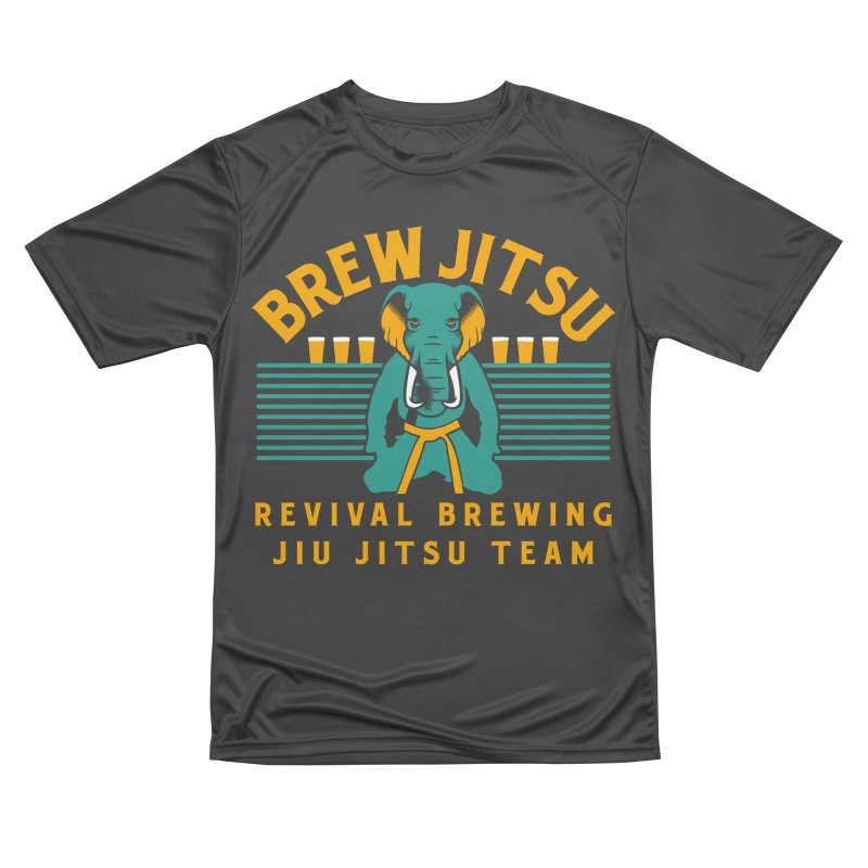 Revival Jiu Jitsu Men's Performance T-Shirt by Revival Brewing