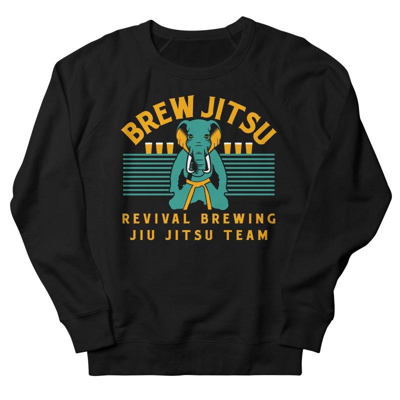 Revival Jiu Jitsu Men's French Terry Sweatshirt by Revival Brewing