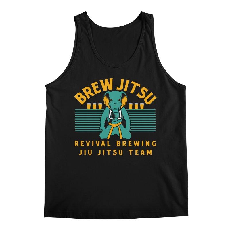 Revival Jiu Jitsu Men's Regular Tank by Revival Brewing