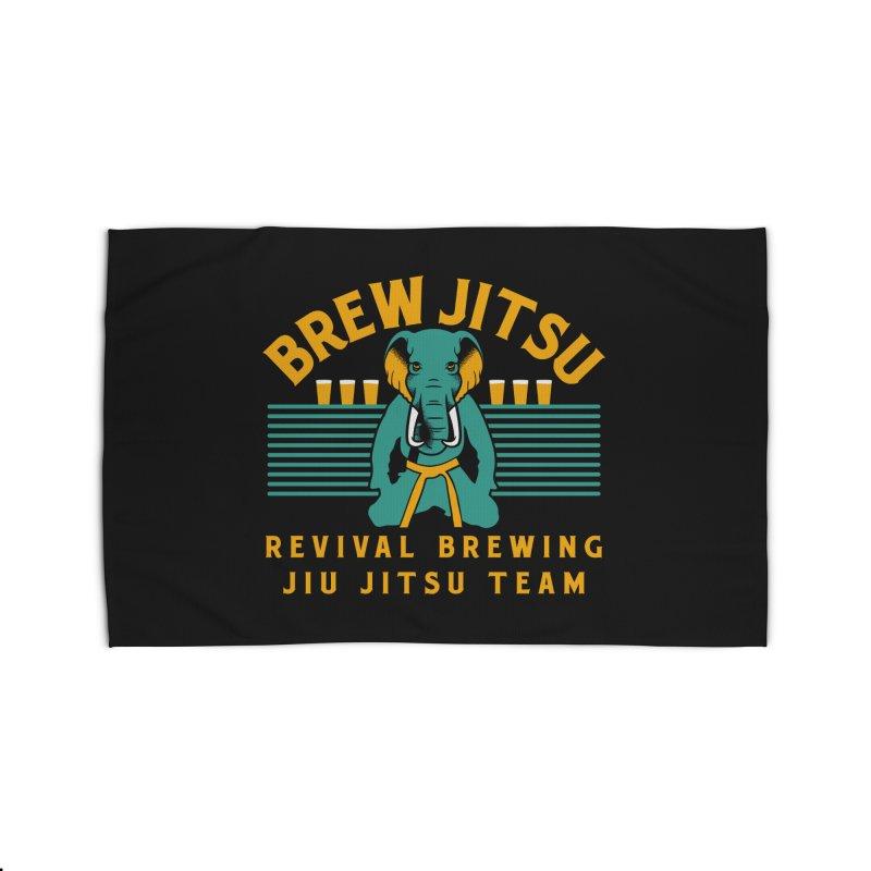 Revival Jiu Jitsu Home Rug by Revival Brewing