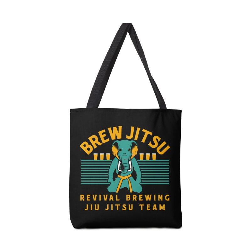 Revival Jiu Jitsu Accessories Tote Bag Bag by Revival Brewing