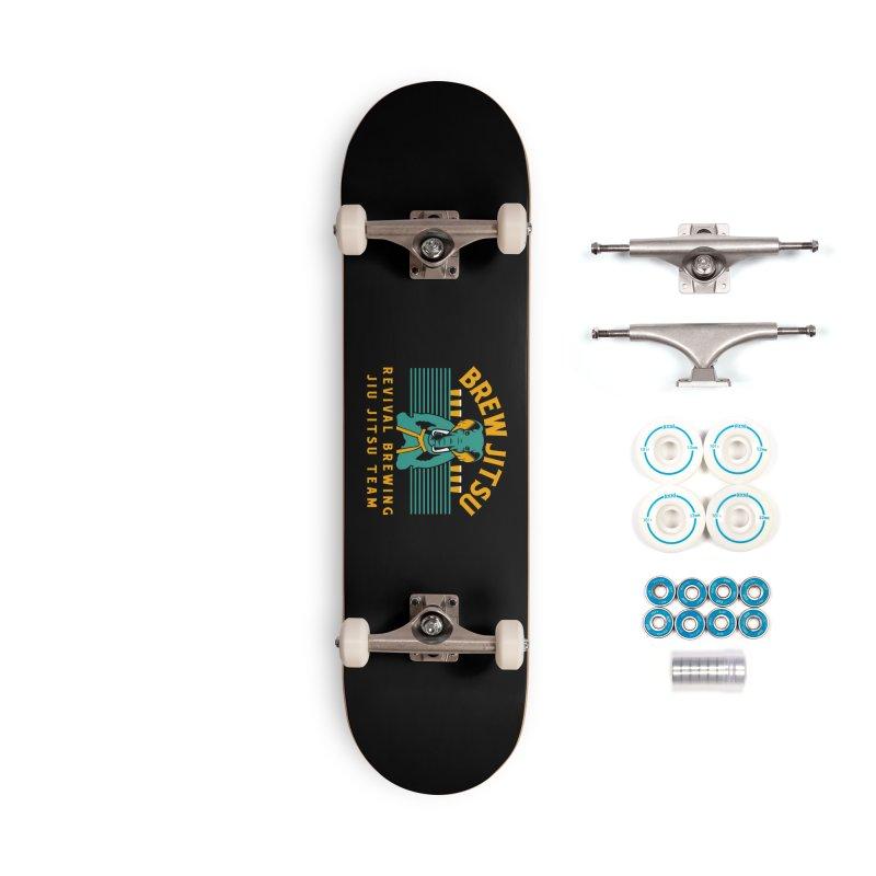 Revival Jiu Jitsu Accessories Complete - Basic Skateboard by Revival Brewing