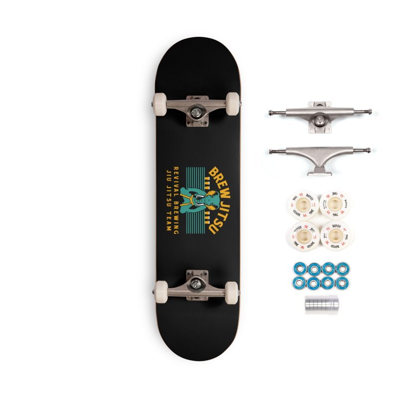 Revival Jiu Jitsu Accessories Complete - Premium Skateboard by Revival Brewing