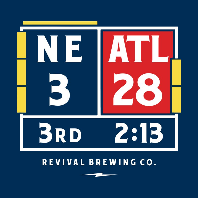 Revival Scoreboard Men's T-Shirt by Revival Brewing
