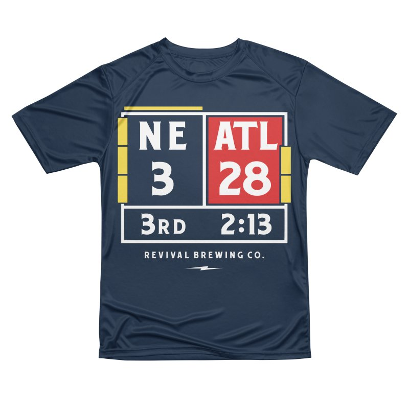 Revival Scoreboard Men's Performance T-Shirt by Revival Brewing