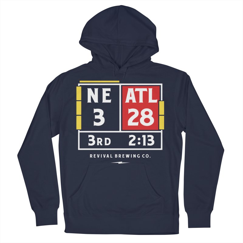 Revival Scoreboard Men's French Terry Pullover Hoody by Revival Brewing