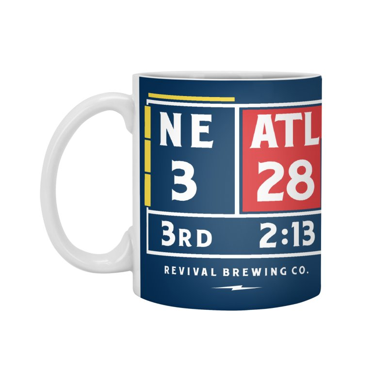 Revival Scoreboard Accessories Standard Mug by Revival Brewing