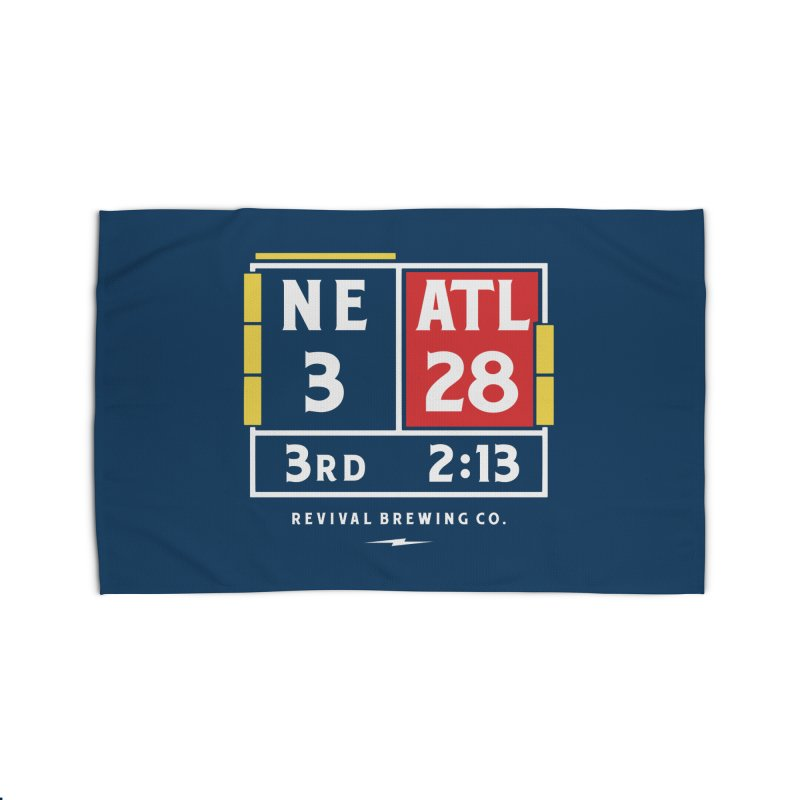 Revival Scoreboard Home Rug by Revival Brewing