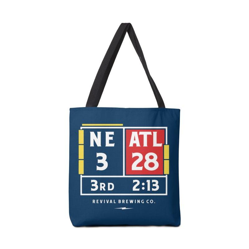 Revival Scoreboard Accessories Tote Bag Bag by Revival Brewing