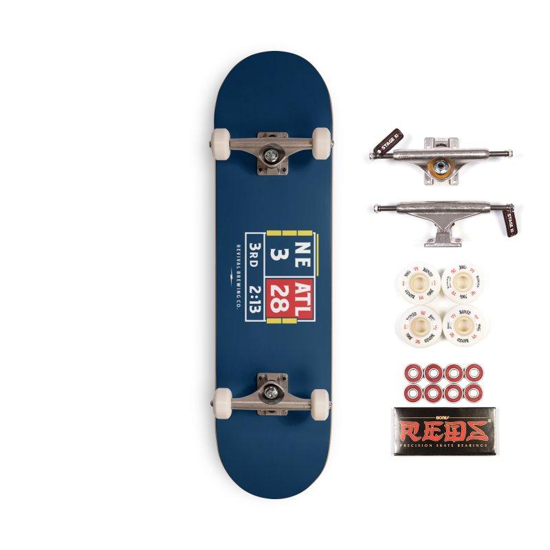 Revival Scoreboard Accessories Complete - Pro Skateboard by Revival Brewing