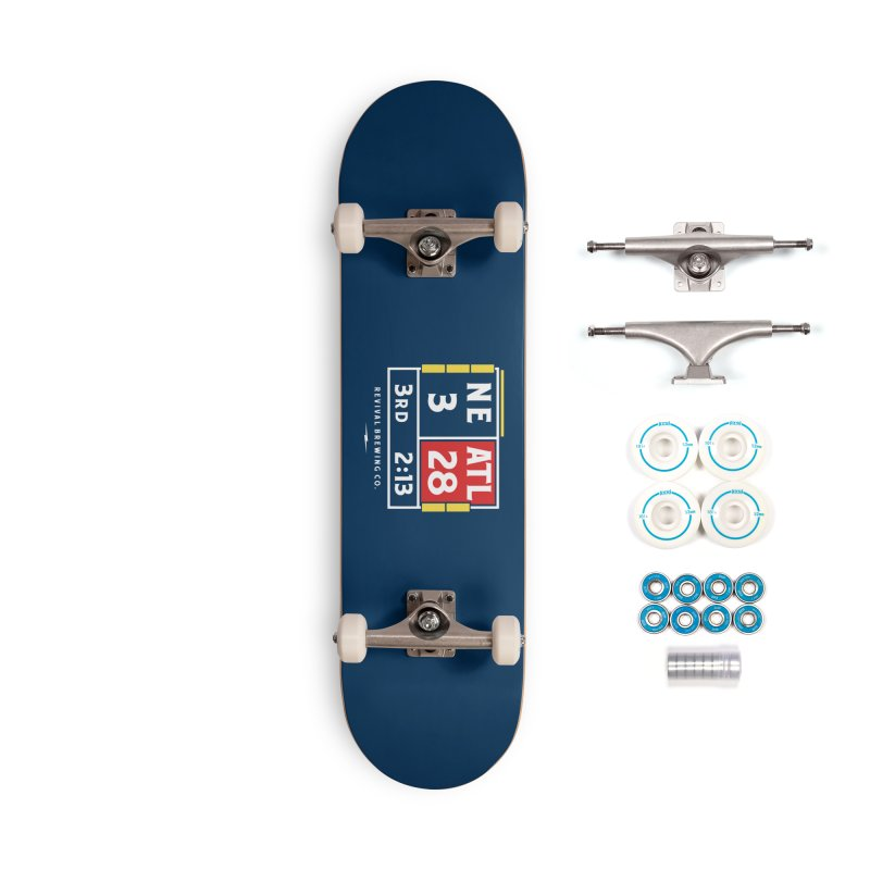 Revival Scoreboard Accessories Complete - Basic Skateboard by Revival Brewing