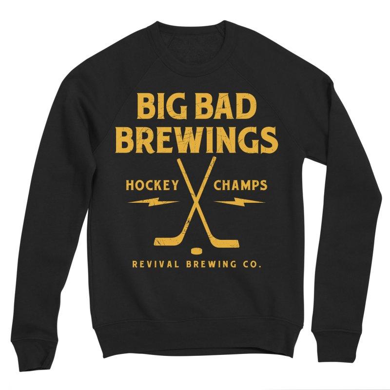 Big Bad Brewings Men's Sweatshirt by Revival Brewing