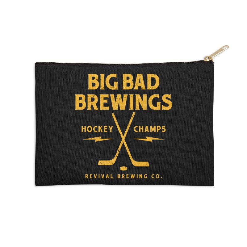 Big Bad Brewings Accessories Zip Pouch by Revival Brewing