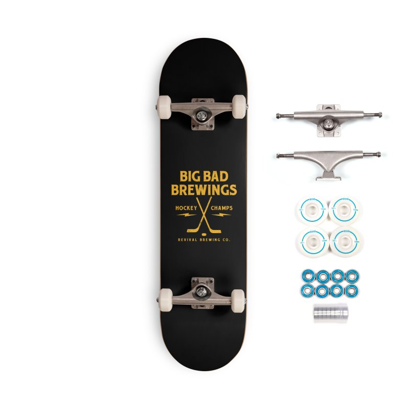 Big Bad Brewings Accessories Complete - Basic Skateboard by Revival Brewing