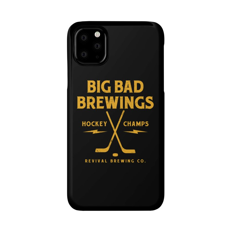 Big Bad Brewings Accessories Phone Case by Revival Brewing