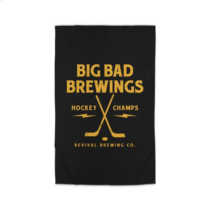 Big Bad Brewings Home Rug by Revival Brewing
