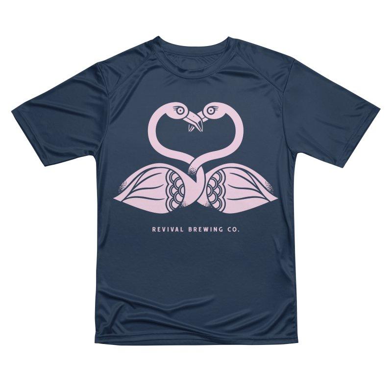 Pinky Swear Women's Performance Unisex T-Shirt by Revival Brewing