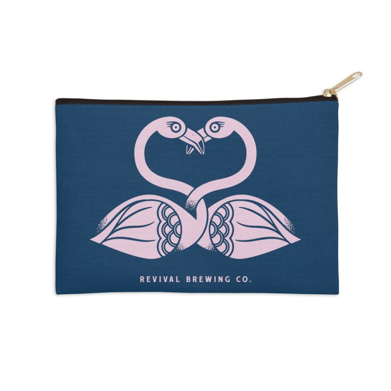 Pinky Swear Accessories Zip Pouch by Revival Brewing