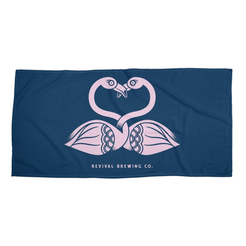 Pinky Swear Accessories Beach Towel by Revival Brewing