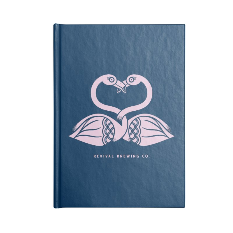 Pinky Swear Accessories Lined Journal Notebook by Revival Brewing