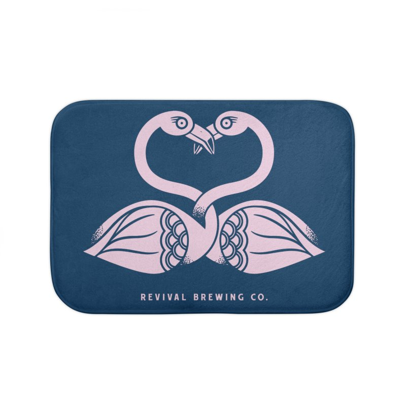 Pinky Swear Home Bath Mat by Revival Brewing