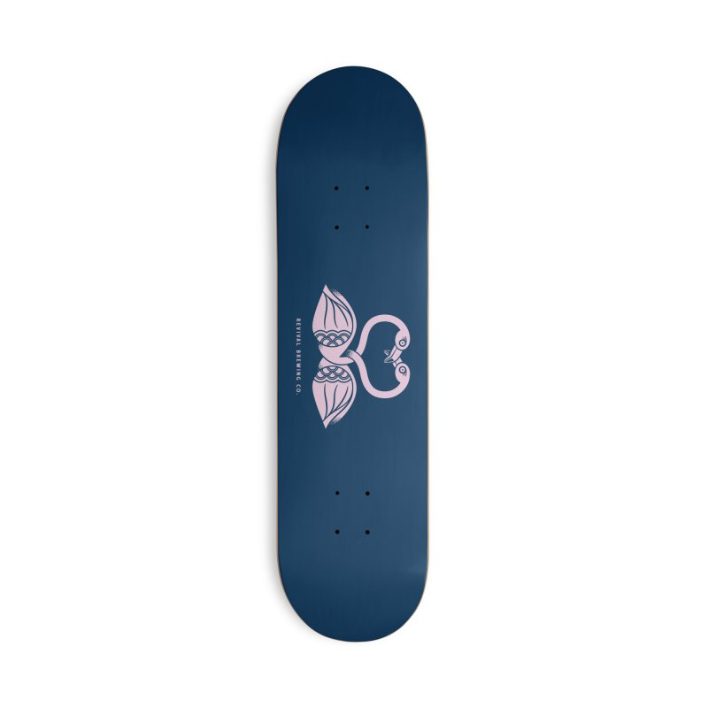 Pinky Swear Accessories Deck Only Skateboard by Revival Brewing