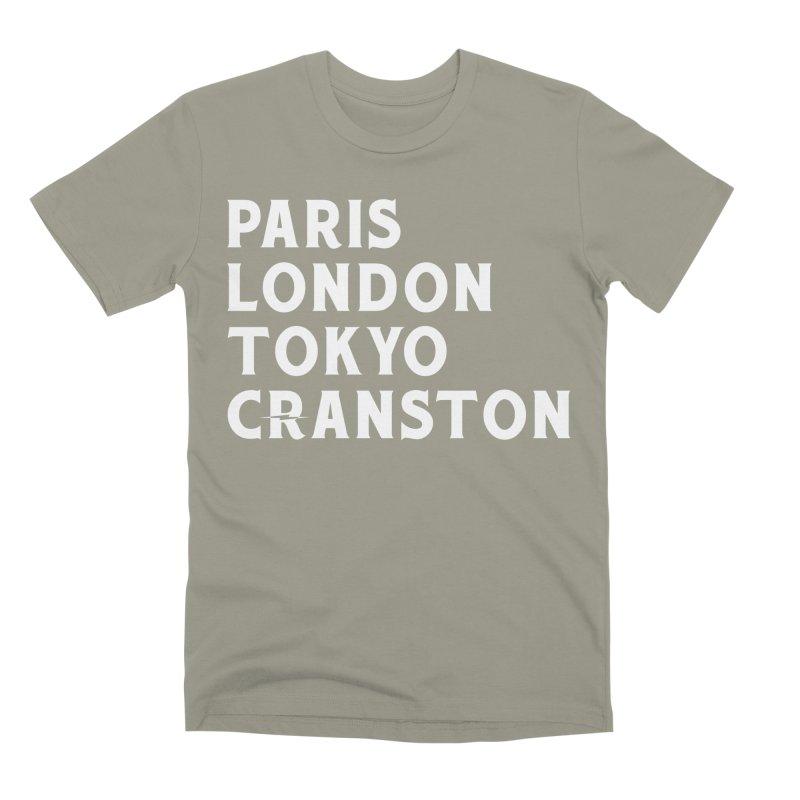 Revival Cranston Men's Premium T-Shirt by Revival Brewing
