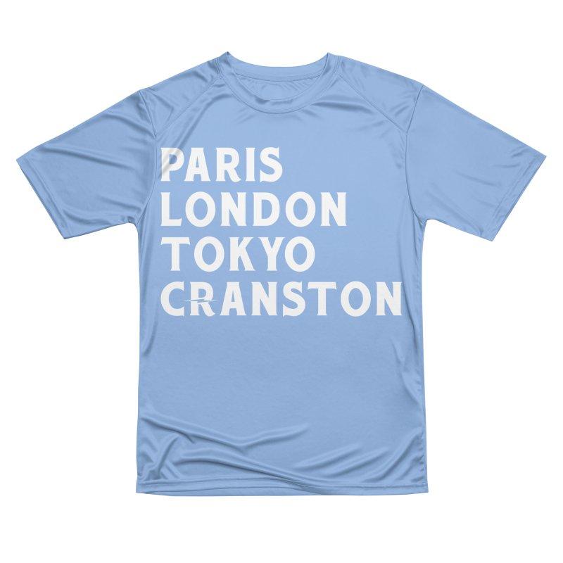Revival Cranston Men's Performance T-Shirt by Revival Brewing