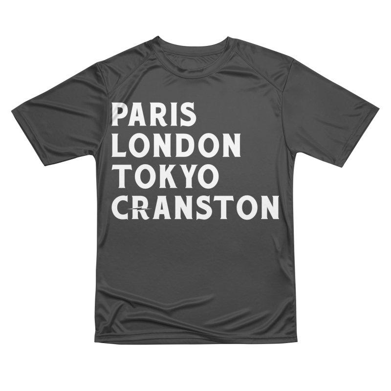 Revival Cranston Women's Performance Unisex T-Shirt by Revival Brewing
