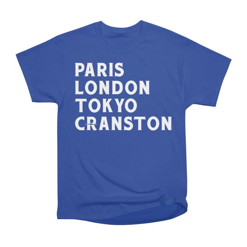 Revival Cranston Men's Heavyweight T-Shirt by Revival Brewing