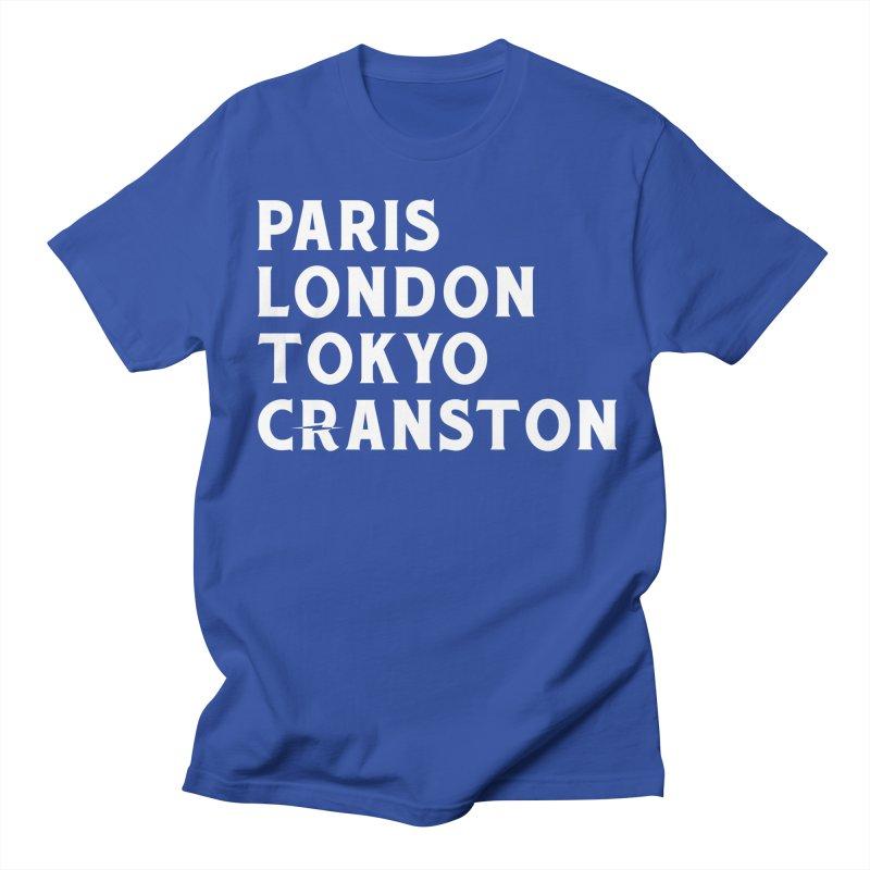 Revival Cranston Women's Regular Unisex T-Shirt by Revival Brewing