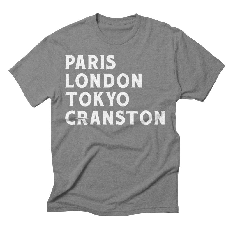 Revival Cranston Men's Triblend T-Shirt by Revival Brewing